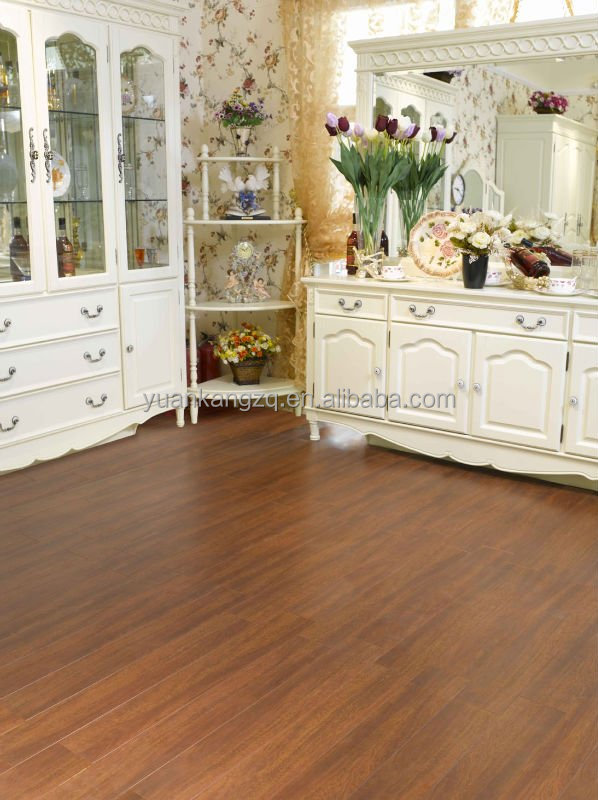 Good Quality Durable and Low Price Laminate Embossed Flooring