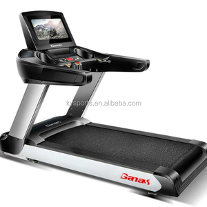 gym equipment auto incline running machine motion fitness treadmill/strength master treadmill/free motion gym