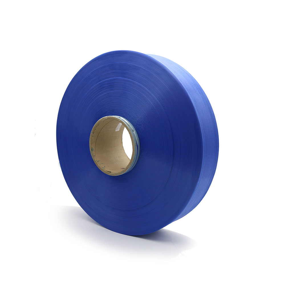 China current factory price Nylon 6 blue POY yarn with stocklots