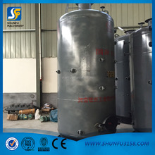 Coal-fired steam boiler for paper making machine