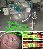 industrial jam making machine/jam making machine