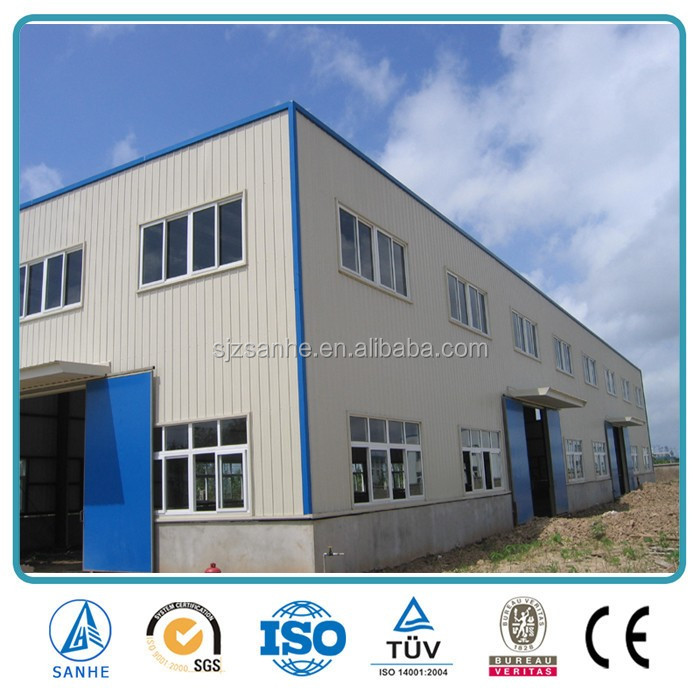 Low cost industrial shed designs building prefabricated for Low cost house construction ideas