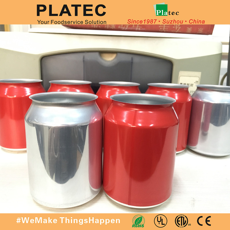 250 mL two pieces aluminum beverage can , aluminum stubby can , aluminum beverage can