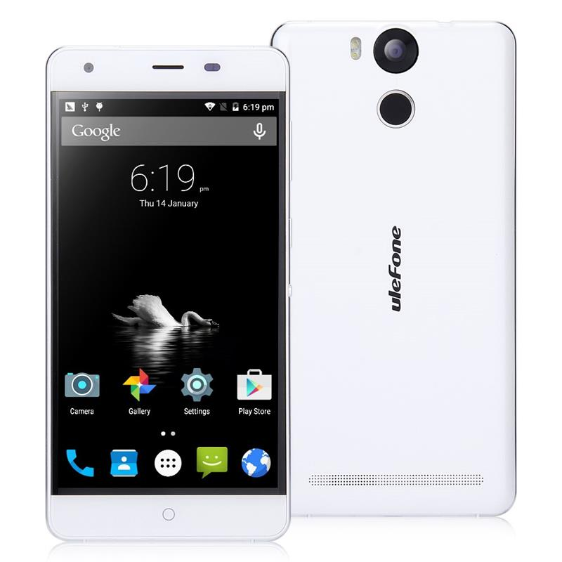 Order From China Direct K Touch China Mobile Phones 3GB RAM 16GB ROM MTK6753 6050mAh 13MP Ulefone Power