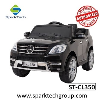 sparktech wholesale cheap 12v battery powered ride on toys licensed kids electric car