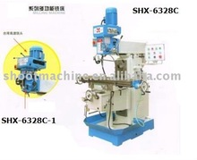 Milling Machine SHX-6328C,SHX-6328C-1 with Table size 1200x280 and Table feed 30~855