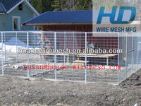 dog kennel fence panels