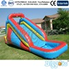 Durable PVC Inflatable Slip n Slide With Pool For Kids Summer Games
