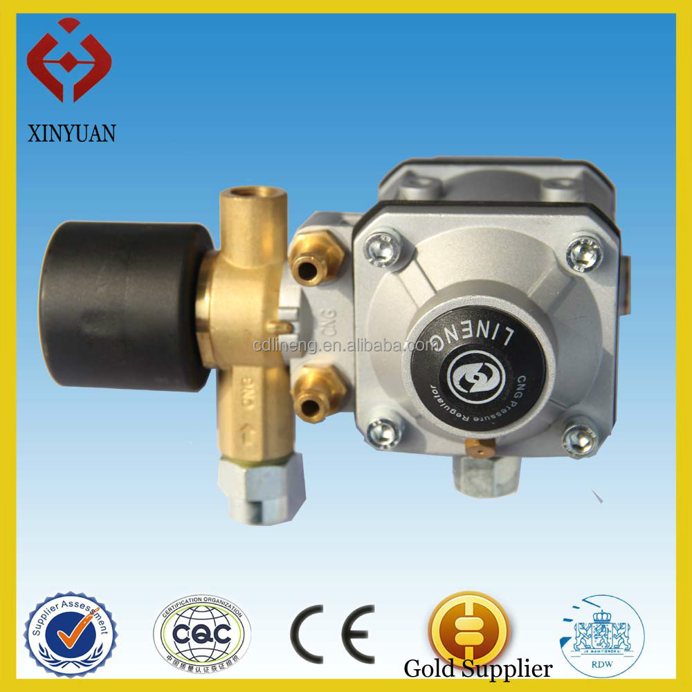 motorbike/autocycle conversion kit cng/lpg regulator/reducer