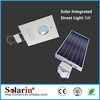 solar pv power system 5kw 2014 new design 120w led street light fixture