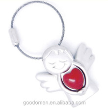 angel keychain keyring as wedding souvenir china supplier