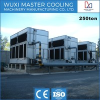 MST cross flow wet cooling system best price closed cooling tower