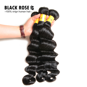 New Products Loose Wave Raw Indian Hair Directly from India Human Hair Extension Aliexpress Hair