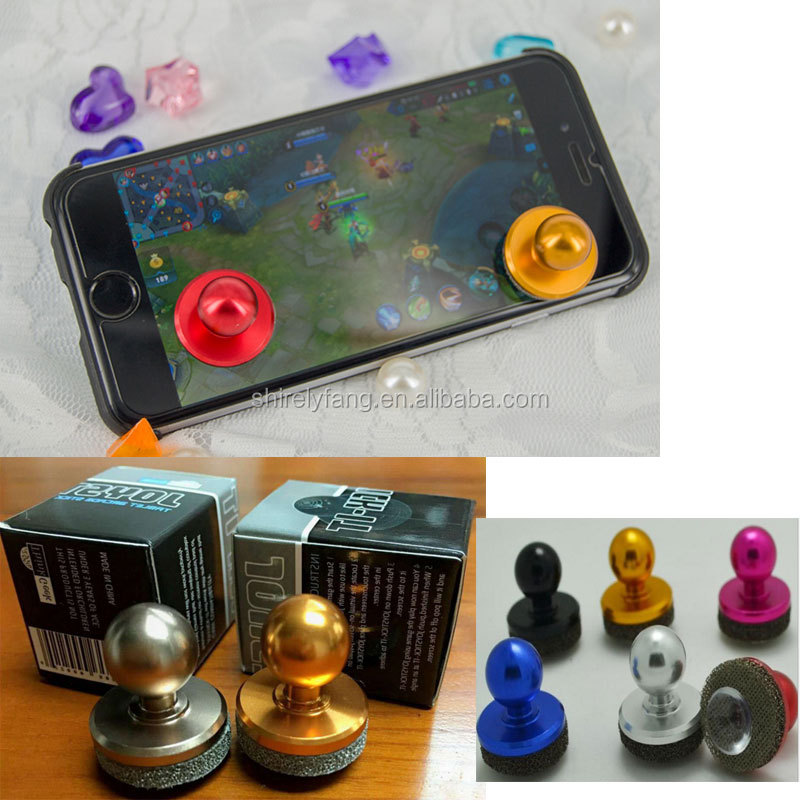 Hot Cellphone Joystick Game Controller Small Joypad Handle Smart Mobile Phone