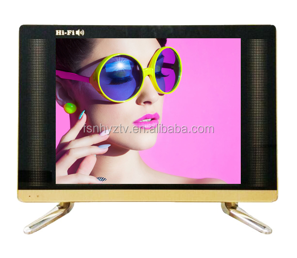 oem small size hot asia hd 720p video led tv