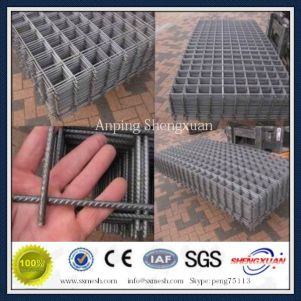 6x6 Concrete Reinforcing Welded Wire Mesh Panel, 6x6 Concrete ...