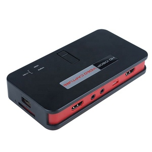 Best EZCAP 284 1080P HDMI HD video HD game video capture Uncompressed Ultra HD Real-time recording with remote control