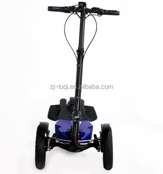 Adult 800w 48v12ah Electric Three Wheel Mobility Scooter