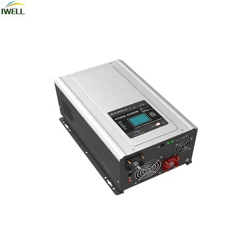 Solar power supply single phase inverter pure sine wave 4000w inverter