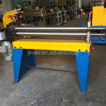 Partial three roller bending machine/rolling machine