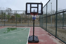 height adjustable outdoor basketball stand,basketball system