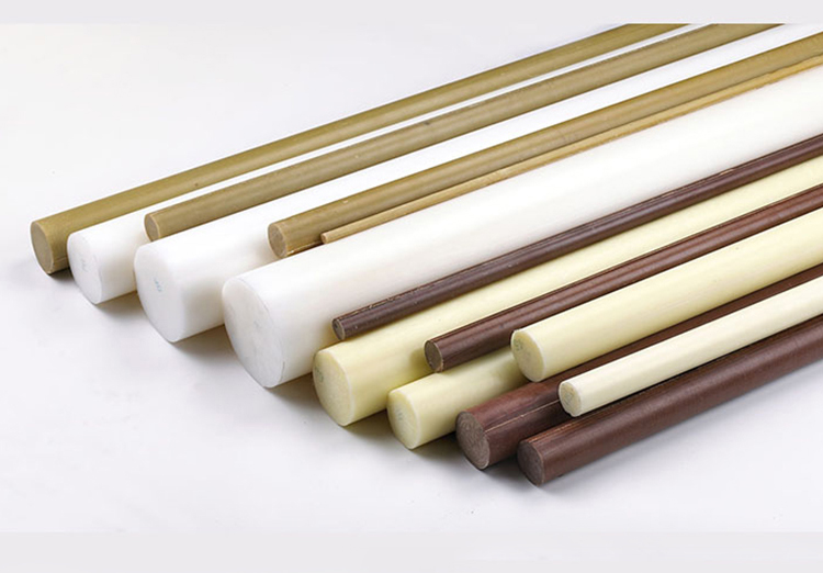 Factory sale various widely used insulation white ptfe rod