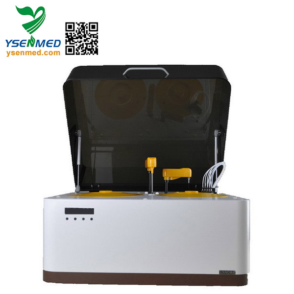 Cheap Medical Devices Automatic Laboratory Fully Automated Clinical Chemistry Analyzer Price