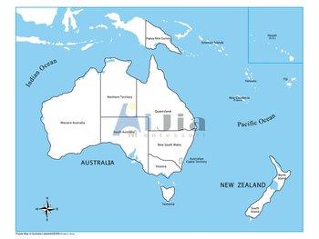 Montessori equipments labeled australia control map buy montessori montessori equipments labeled australia control map gumiabroncs Image collections