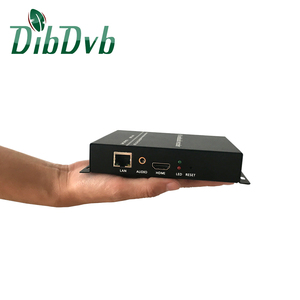 one channel hd mi h.264 encoder with multiple profiles output (high/medium/low resolution) for tv/tablet and mobile tv