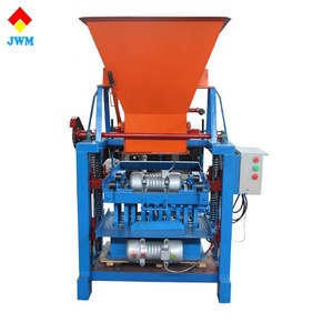 QMJ4-35C brick making machine manufacturer /ghana clay brick making machine for sale