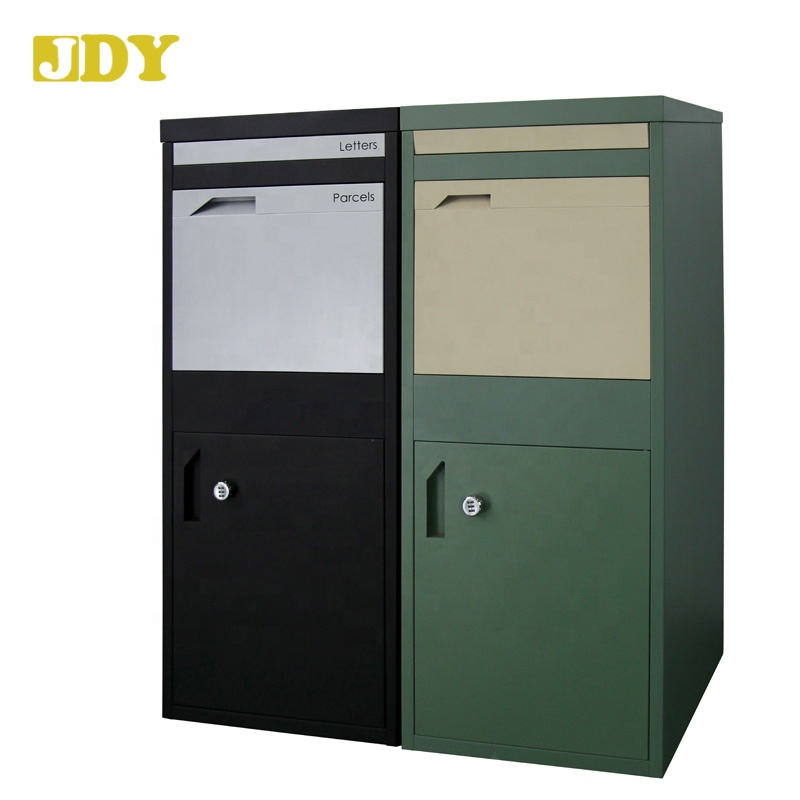 Rear Access Letter Box.Extra Large Front Access Or Rear Access Fence Mounted Anti Theft Safe Courier Drop Letter Box Post Box For Parcel Mails Delivery Buy Postal Mounted