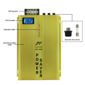 65KW 3 Phase Industrial Energy Saver Good service energy saver kit
