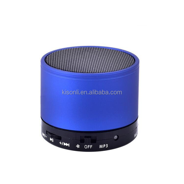 Mini portable metal wireless cylinder bluetooth <strong>speaker</strong>