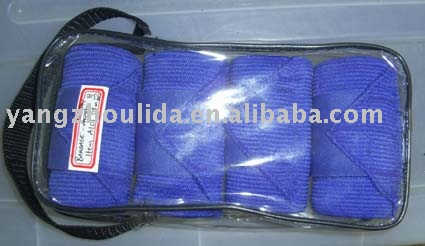 polyester paard bandages