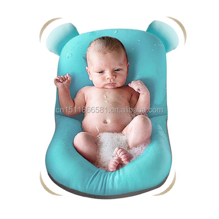 2017 New Design Hot Sale Soft Baby Bath Tub Baby Bath Cushion Baby ...