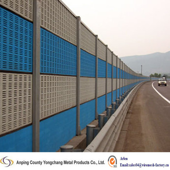 Outdoor Noise Barriers Sound Barrier Board