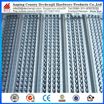 Permanent Formwork For Construction Joints-hy Rib Mesh-high Ribbed Formwork  - Buy Steel Formwork For Concrete,Rib Mesh-high Ribbed Formwork,Concrete