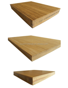 Customized size 3mm 5mm eco safe varnished natural bamboo plywood