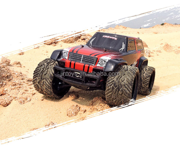 2.4G 1/12 Scale 4WD Drift Monster Truck Off-road jeep with speed 35KM
