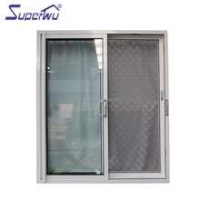 Superwu top quality hot sale air tight for kitchen entrance sliding door