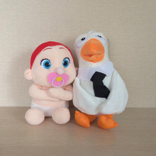 wholesale stuffed animals stork plush toy