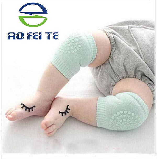 Baby Crawling Anti-Slip Knee Compression Sleeve Kneecap