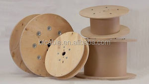 Wooden Cable Drum