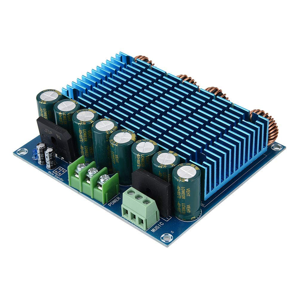 Amplifier Tda7492 Miniature Digital Power Amplifier Board Class D 2*35w