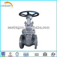 Marine DIN Cast Steel Gate Valves PN16 DN250