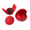 Plastic Tomato Mozzarella Slicer as seen on TV,Vegetables Fruits Cutter