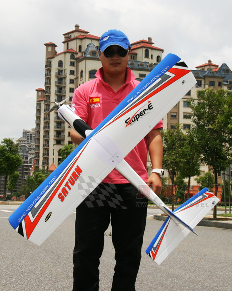 Peakmodel Techone Saturn Fixed Wing Plane Frame kit Training Airplane RC  Drone - drone4sky