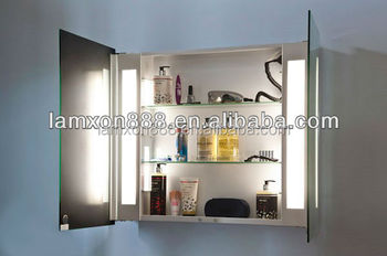 Engineering Project Fluorescent Lighted Bathroom Cabinet With ...