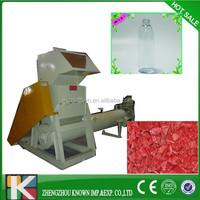 industrial plastic pet bottle shredder/pet glass bottle crusher and shredder/foam pet shredding machine