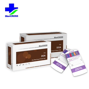 Rapid Bup test Urine Drug of Abuse Test With CE Certificate From 25 Years Professional Manufacturer